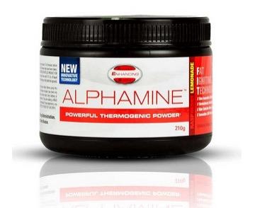 Free PES Alphamine Fat Burning Powder Sample