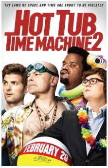 Free Hot Tub Time Machine 2 Movie Screening Tickets (Select Cities)