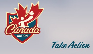 Free Canada Action Stickers