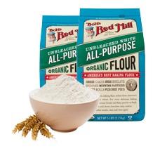 Free Bob's Red Mill All-Purpose Organic Flour (Apply, Mom Ambassadors)