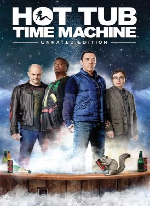 Free Hot Tub Time Machine (Unrated)