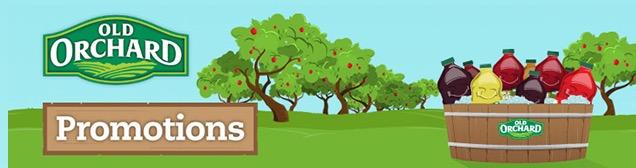 500 Free Old Orchard Reward Points