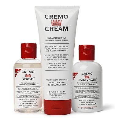 Free Cremo Skincare Products (Rebates)