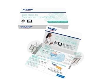Free Equate Exclusive Sample Kit