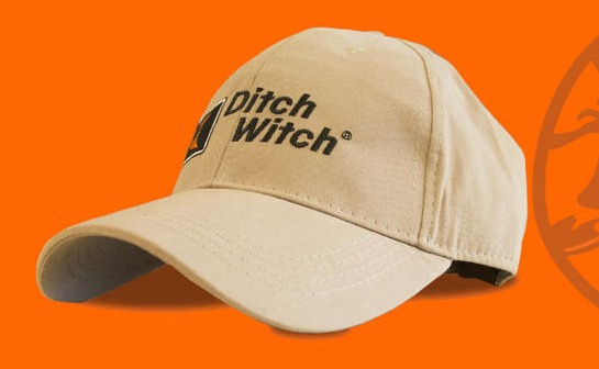 Free Ditch Witch Hat (Business)