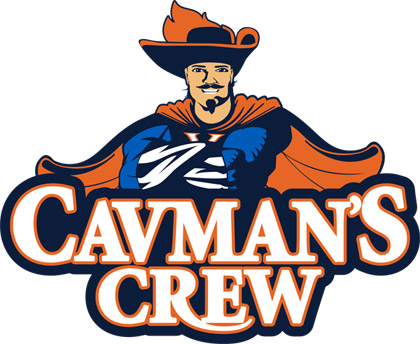 Free Cavman's Crew T-Shirt (VA Only, 8th Grade and Under)