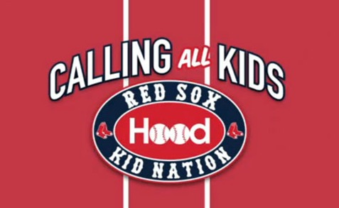 Free Boston Red Sox Kid Nation Kit