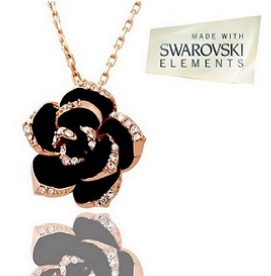 Free Swarovski Elements Pendant for Referring Friends