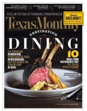 Free Subscription to Texas Monthly Magazine