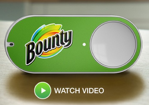 Free Amazon Dash Button for Prime Members