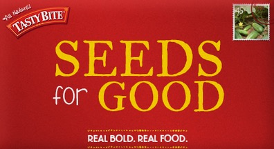 Free Packet of Organic Vegetable Seeds (1st 10,000)