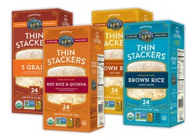 Free Lundberg Thin Stackers (Apply, Mom Ambassadors)