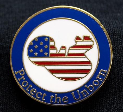 Free Pro-Life Pin