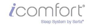 Free Serta iComfort Sleep System Info Kit w/ DVD and Memory Foam Sample