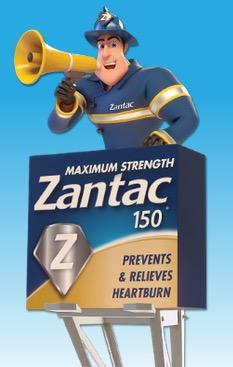 Free Zantac 24ct+ (Rebate)