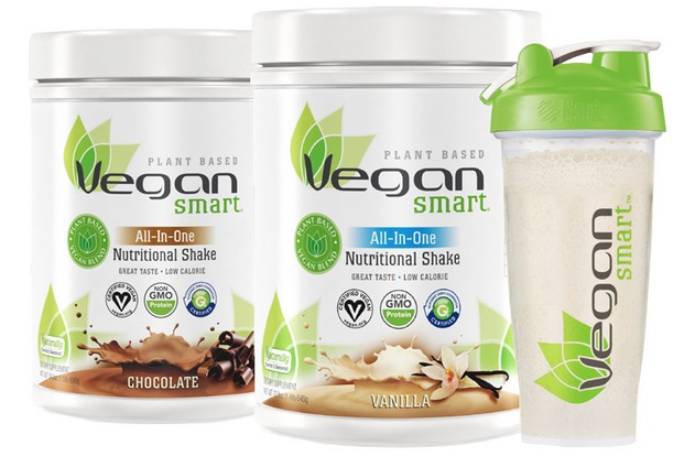 Free VeganSmart All-in-One Nutritional Shakes (Apply, Mom Ambassadors)