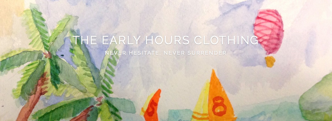 Free Early Hours Clothing Sticker Pack