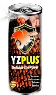 Free Yzplus Energy Drink Sample