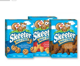 Free Skeeter Nut Free Snacks  (Apply, Mom Ambassadors)