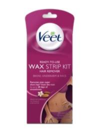 Free Veet Bikini, Underarm & Face Wax Strip Kit (Mail-in Rebate)
