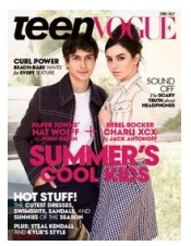 Free Subscription to Teen Vogue Magazine