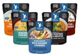 Free Fishpeople Seafood Bisques and Chowders (Apply, Mom Ambassadors)