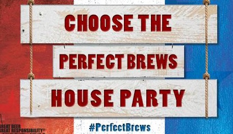 Free Choose the Perfect Brews House Party Pack (21+, SC & TN, Apply)