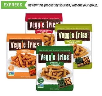 Free Veggie Fries (Apply, Mom Ambassadors)