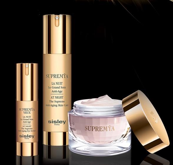 Free Sisley Paris Supremÿa Anti-Aging Cream Sample