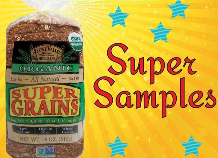 Free 3 Loaves of Alpine Valley Bread