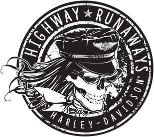 Free Harley-Davidson Highway Runaways Sticker