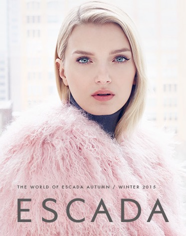 Free the World of Escada Magazine