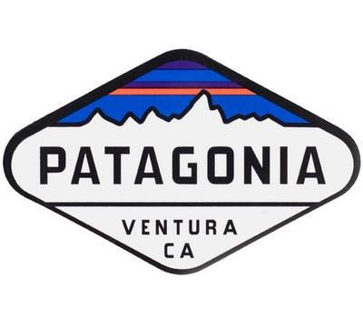 Free Patagonia Sticker