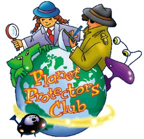 Free Planet Protectors Club Kit From EPA