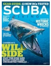 Free Subscription to Scuba Diving Magazine