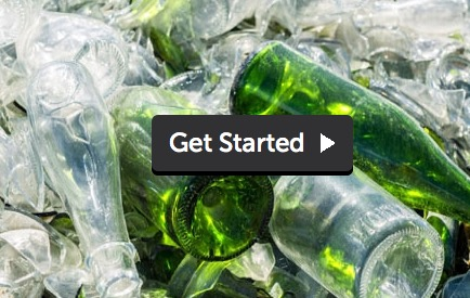 25 Free Recyclebank Points (Crystal Clear Glass Facts)