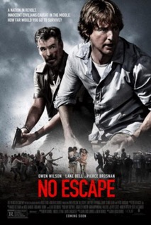 Free No Escape Advanced Movie Screening Tickets (Select Cities)