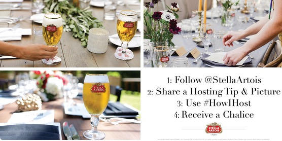 Free Stella Artois Chalice (Submit Photo)