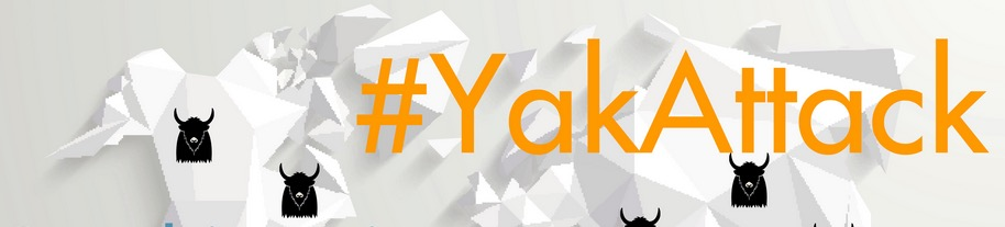 Free Yak Sticker