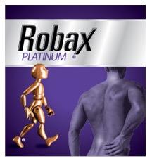 Free Robax Platinum Back Pain Medication Sample