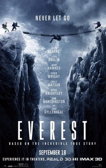 Free Everest Advanced Movie Screening Tickets (Select Cities)