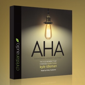 Free Audiobook - AHA : The God Moment That Changes Everything