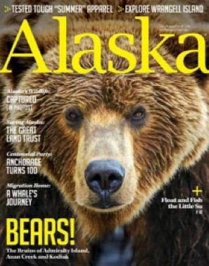 Free Alaska Magazine Subscription