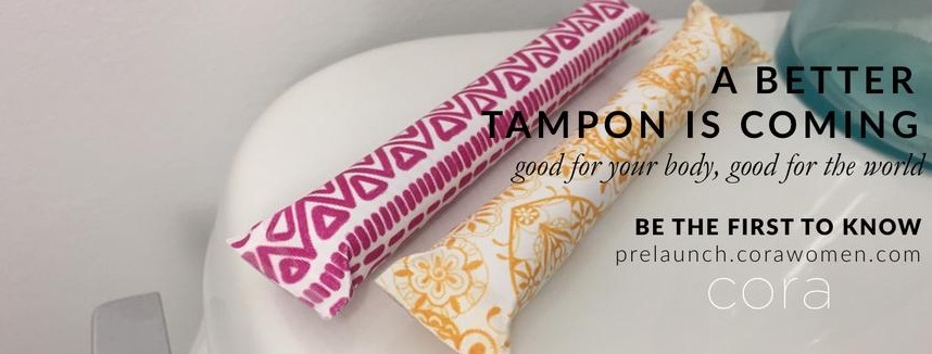 Free 1 Month Supply of Tampons for referring friends