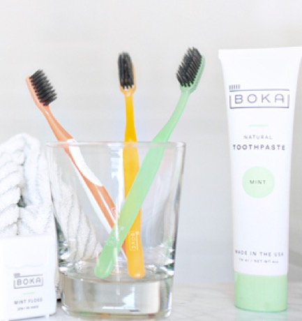 Free Boka Toothbrush (Refer 5 Friends)