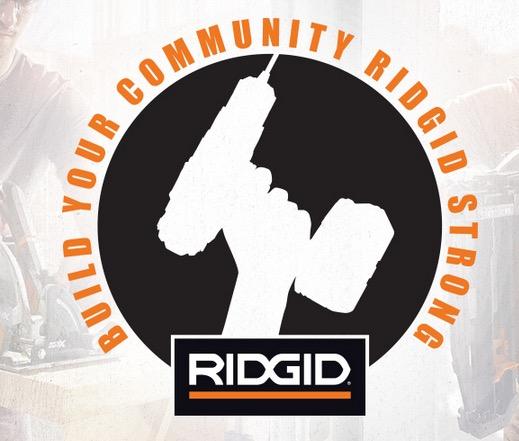 Free RIDGID Power Tools T-Shirt (1st 1,000)