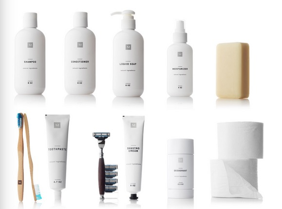 Free Products From Morgans for Referring Friends
