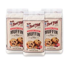 Free Bob's Red Mill Gluten Free Muffin Mix (Apply, Mom Ambassadors)
