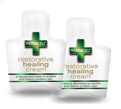 Free RENUCELL Restorative Healing Cream Sample