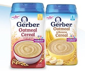 Free Gerber Cereal House Party Pack (Apply)